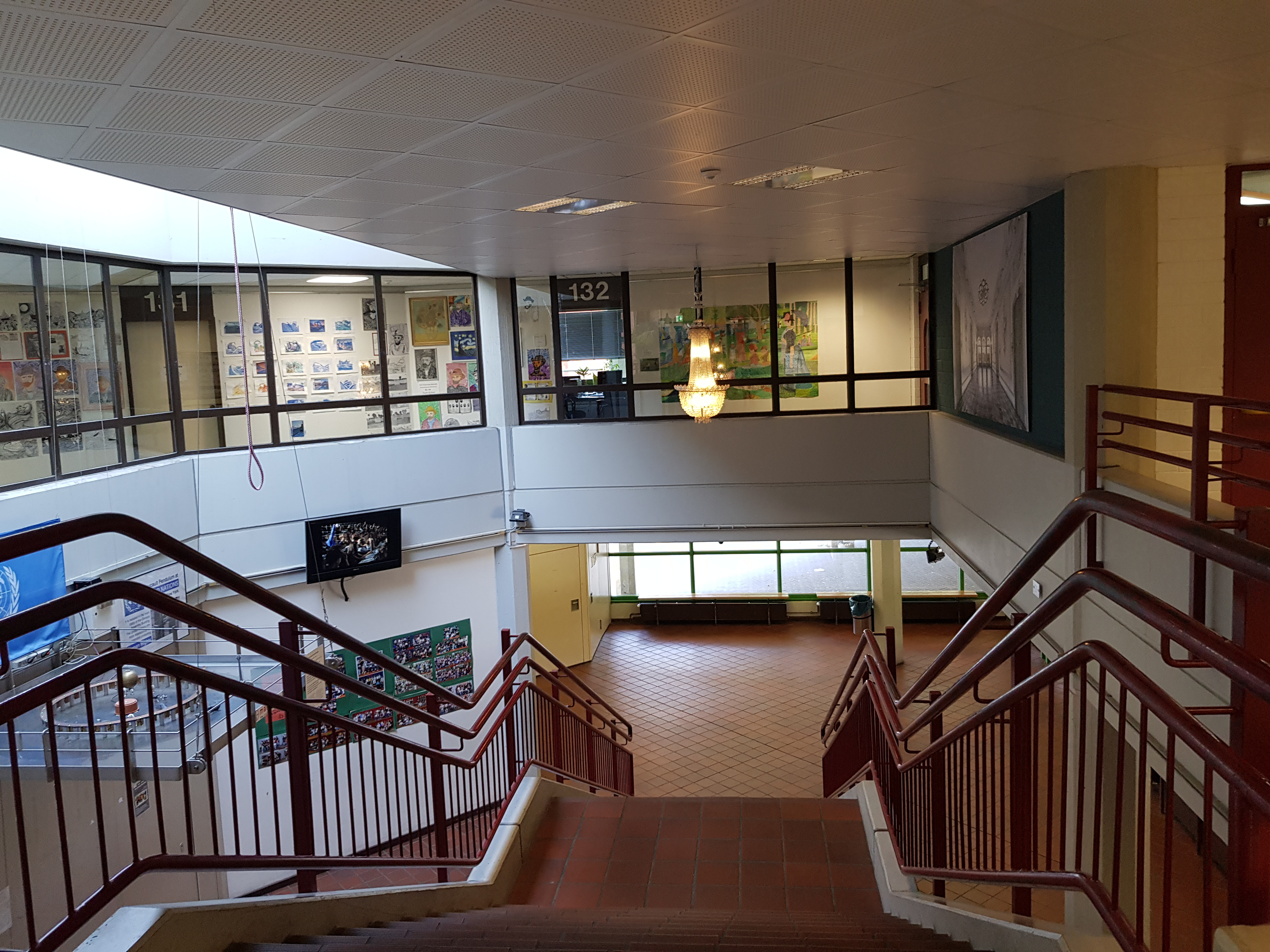 Ein Blick in unsere Schule